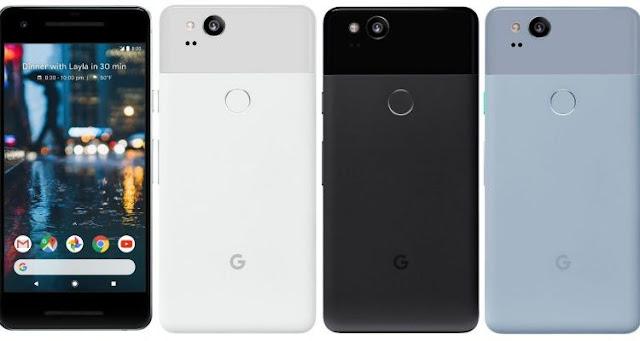 Inilah Spesifikasi Smartphone Andalan Google Terbaru