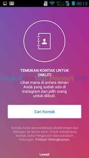 cara masuk instagram lewat facebook