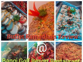 Kambing Golek Terlajak Laris Di Buffet Ramadhan dari Bangi Golf Resort Restaurant