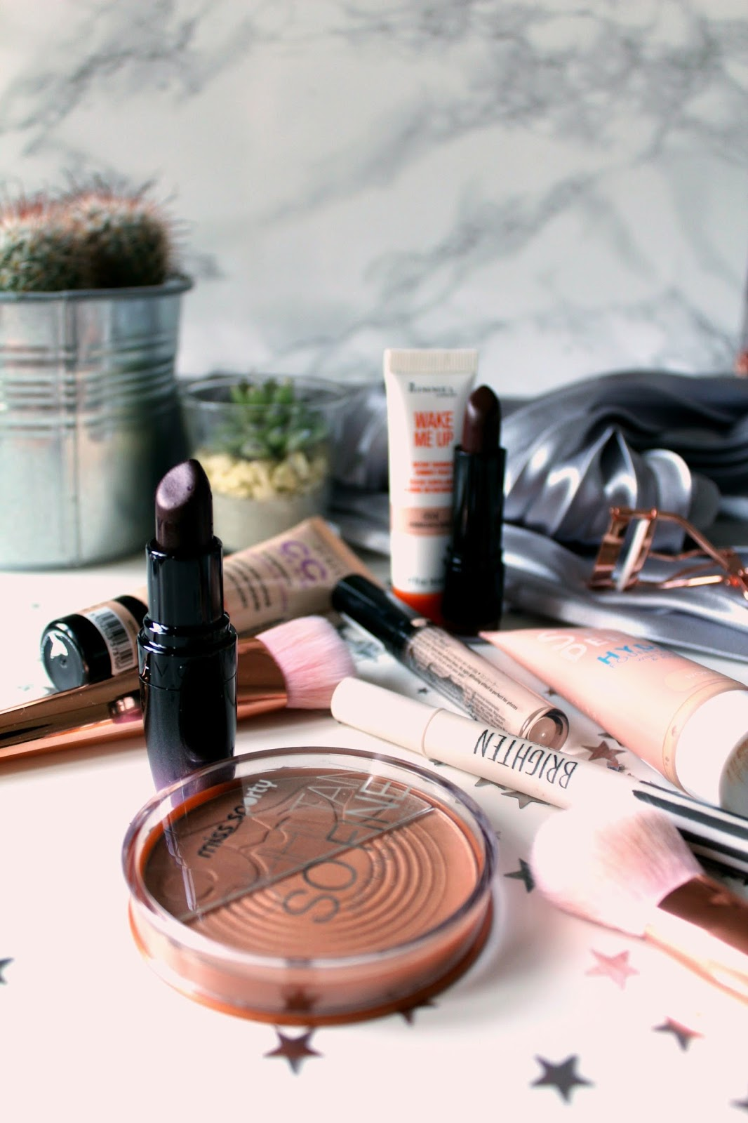 decluttering your makeup collection
