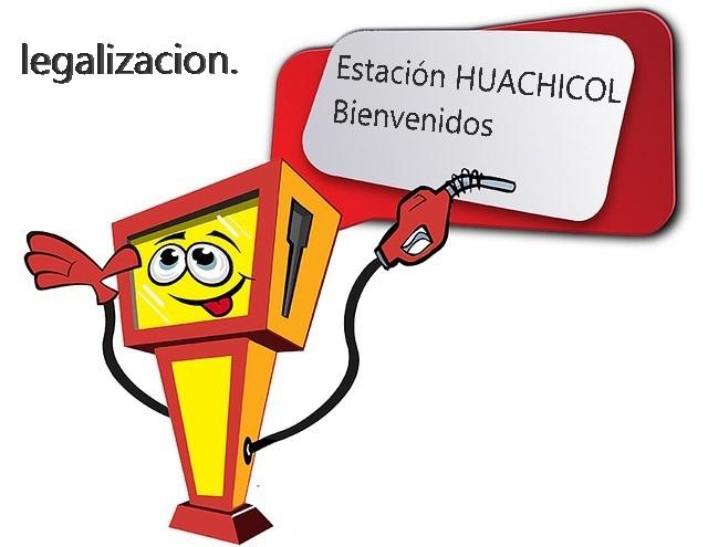 huachicoleros y huachicol