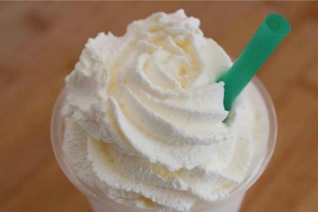Starbucks Vanilla Bean Frappuccino #drink #copycat
