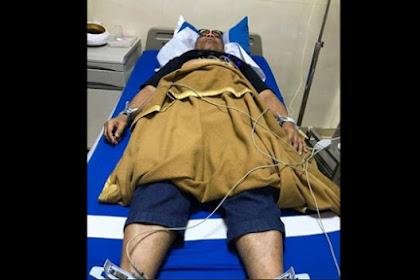 Fotonya Terbaring di Rumah Sakit Viral, Ini Kata Ali Ngabalin