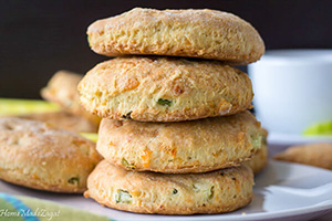 how to make cheese scones easy