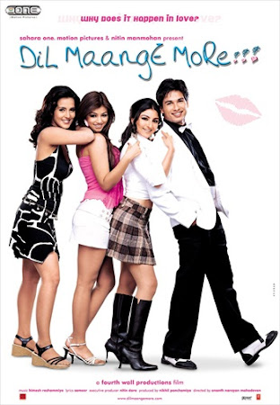 Poster Of Hindi Movie Dil Maange More 2004 Full HD Movie Free Download 720P Watch Online
