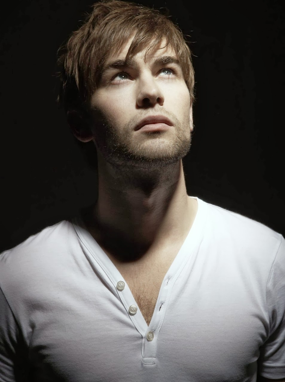 Male Model Street Chace Crawford