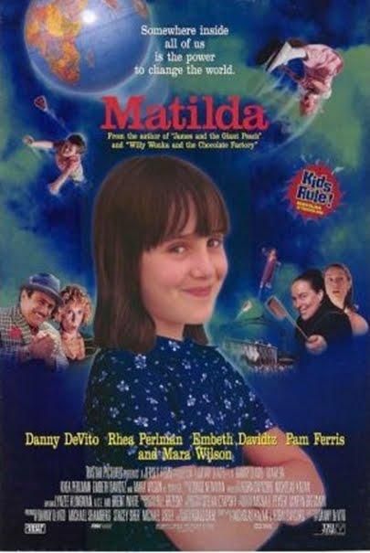 Red Sky Filmes: Matilda (1996) - Dublado