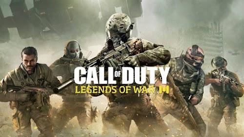 تحميل لعبة call of duty legends of war للاندرويد لجميع الاجهزة
