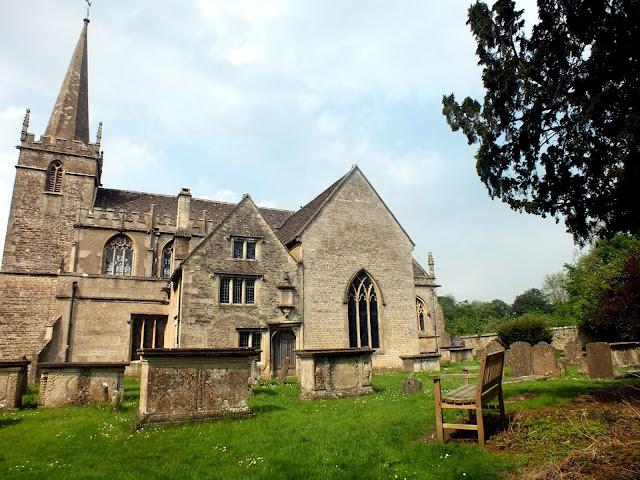 visitar la iglesia de Lacock en The Cotswolds