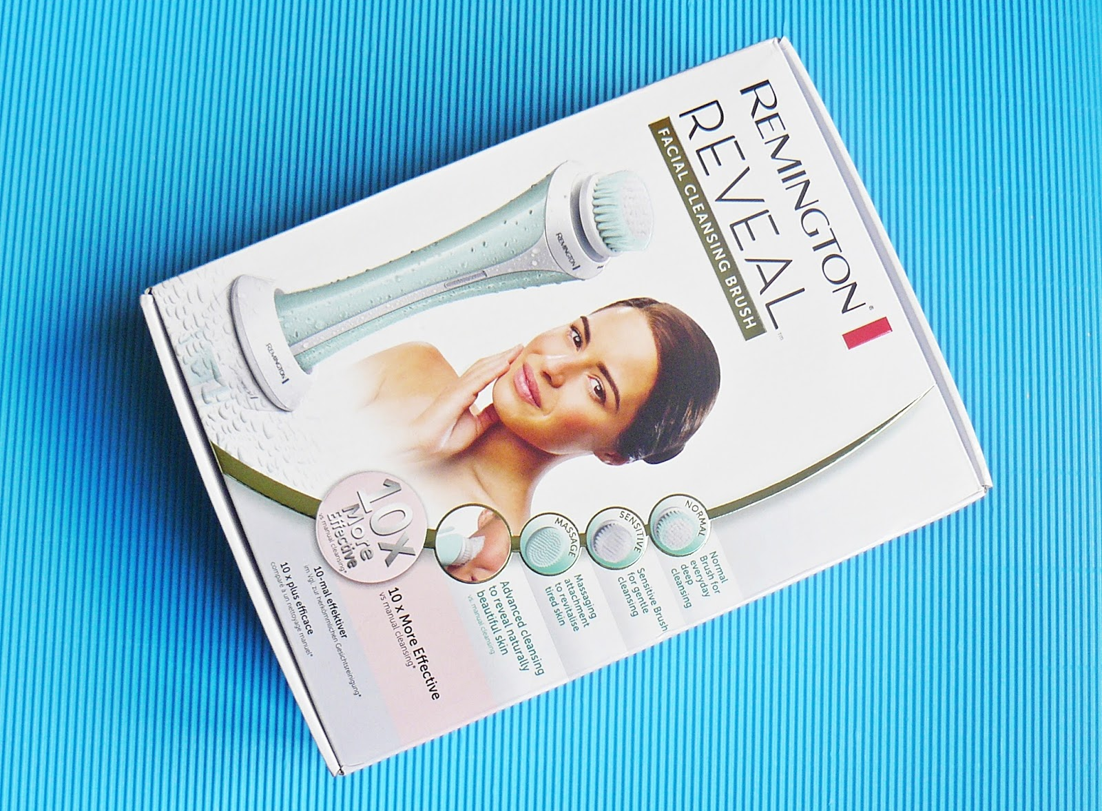 REMINGTON FC1000 REVEAL FACIAL CLEANSING BRUSH