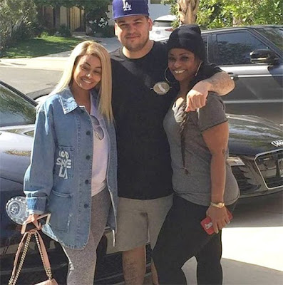 Ghen Ghen! Blac Chyna's mother responds to all the drama going on between her daughter and Rob K