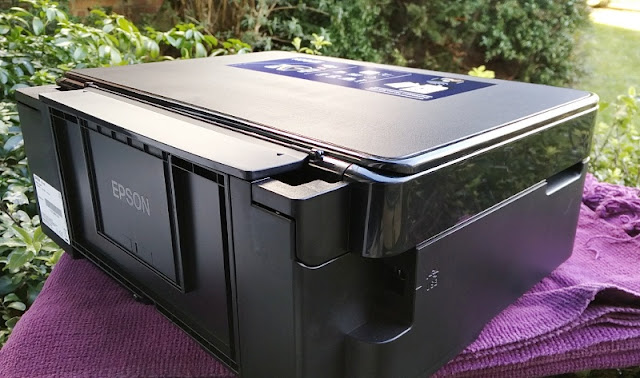 Epson Expression Home XP-422 WiFi Inkjet Printer Scanner Copier