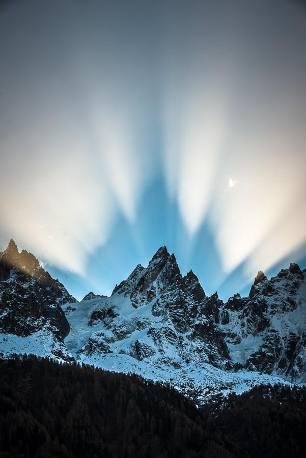 Brocken mountains