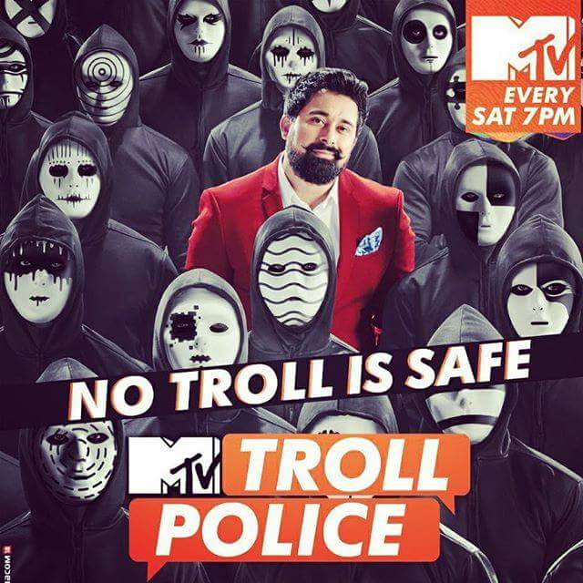 MTV 'Troll Police' Upcoming Tv Show Wiki Plot,Star-Cast,Promo,Timing