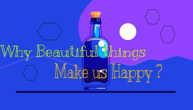 Why Beautiful things Make us Happy ? | Science Let's explore the truth