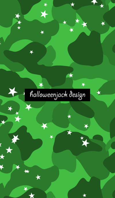 CAMOUFLAGE COLLECTION #20 STAR CAMO