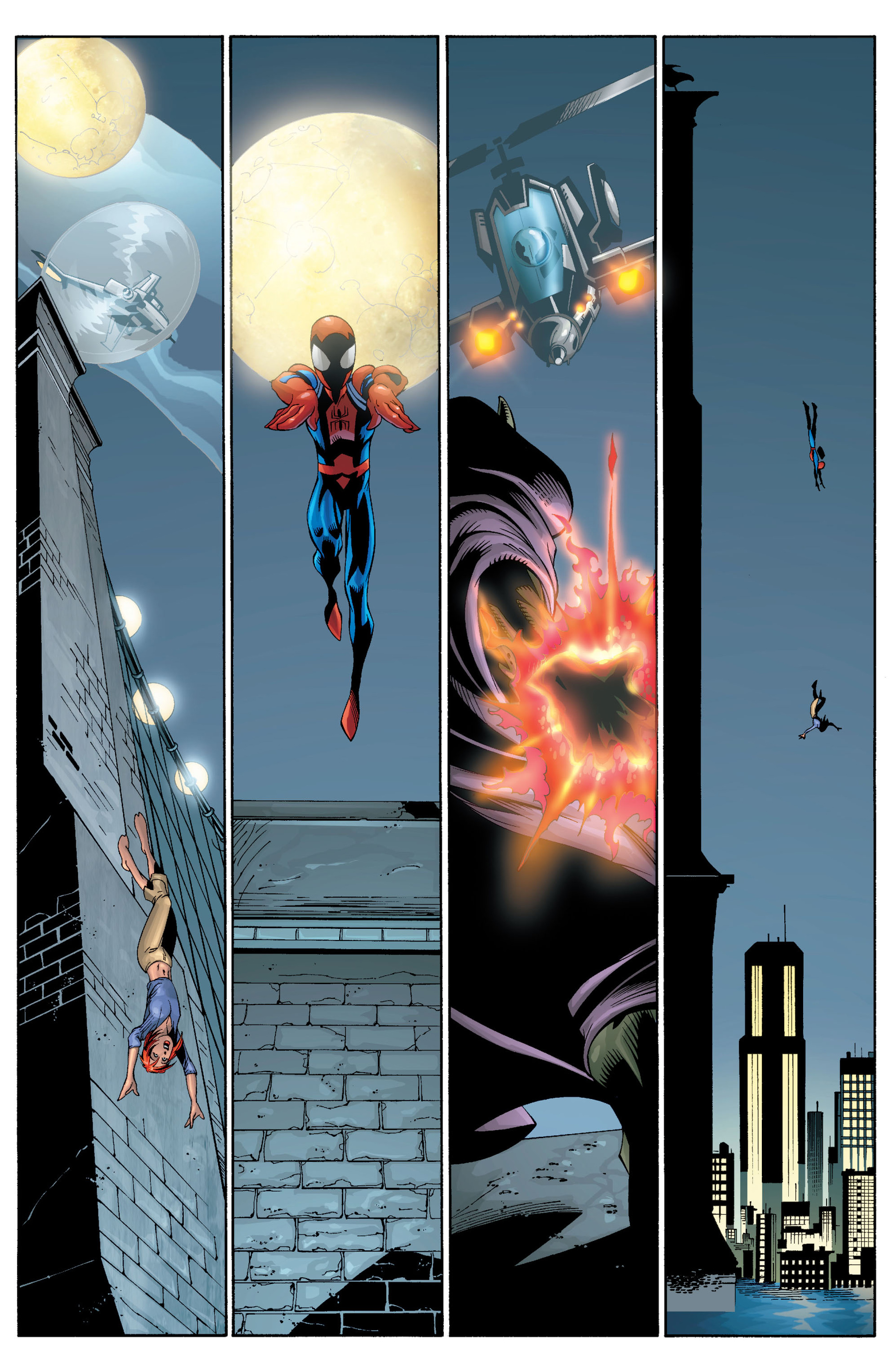 Read online Ultimate Spider-Man (2000) comic -  Issue #25 - 17