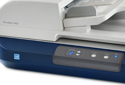 Download Xerox DocuMate 4830 Driver Scanner