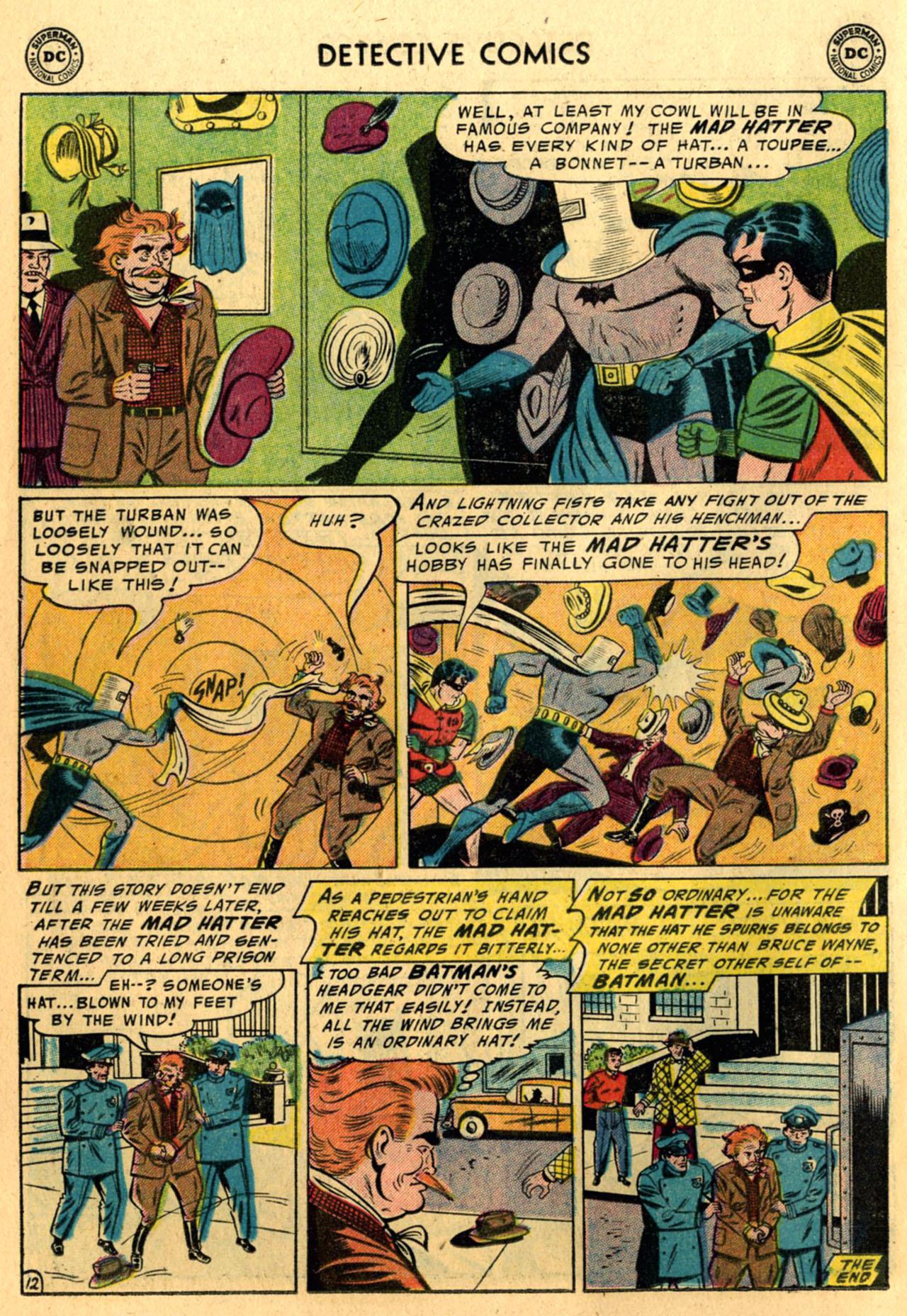Detective Comics (1937) 230 Page 13