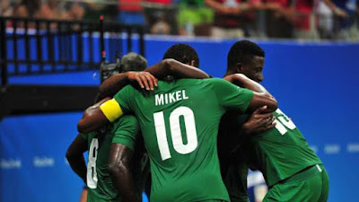 Rio Olympics: Nigeria Heads Through To Semi-Final After Defeating Denmark 2-0