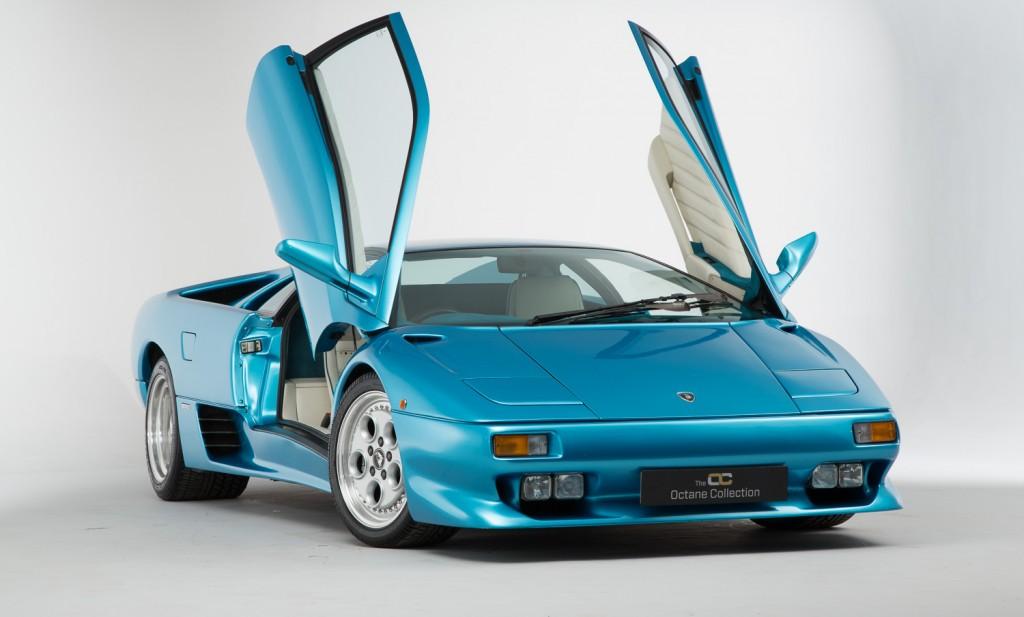 1995 Lamborghini Diablo Vt For Sale At The Octane Collection For Gbp