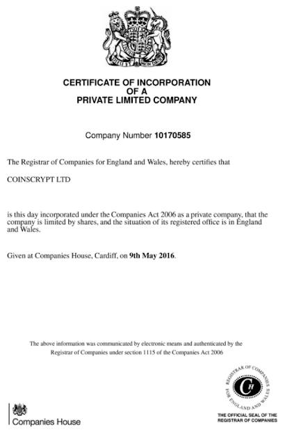 شركة coinscrypt لاستثمار وتعدين البيتكوين ط´ظ‡ط§ط¯ط©.png