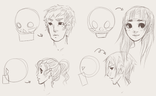 How To Draw Faces 3