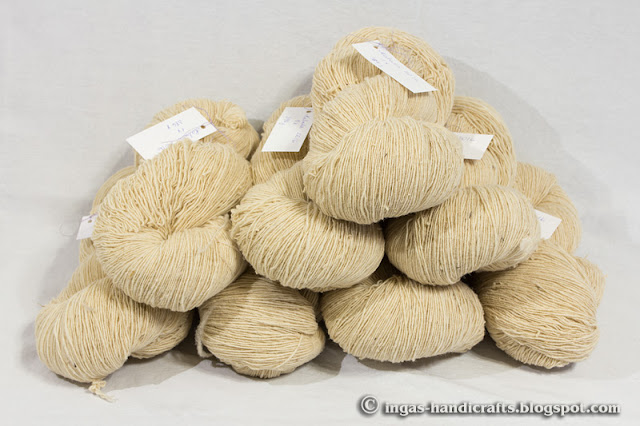 Eesti villane / Estonian Wool Yarn