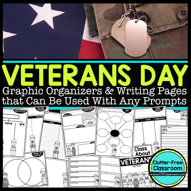Are you prepared for Veterans Day in the classroom? This article shares 9 things teachers should know about Veterans Day. It will help you avoid the common mistakes some teachers make when teaching their students about Veterans Day and provide you with book titles and Veterans Day activity ideas.