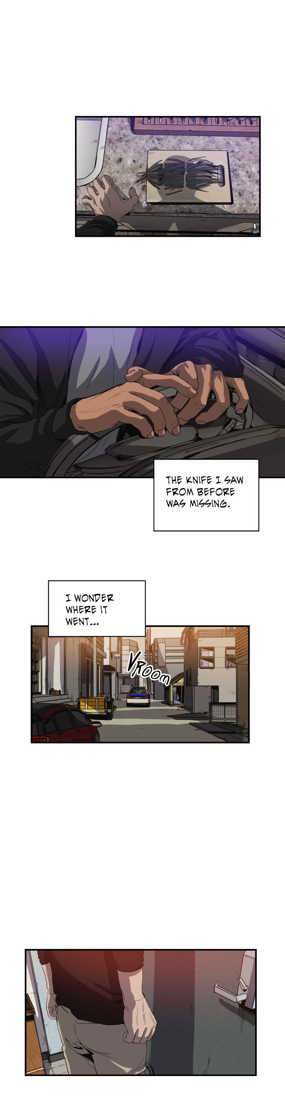 Killing Stalking - Chapter 13