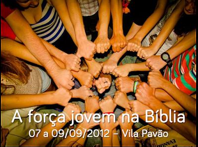 A força jovem na Bíblia