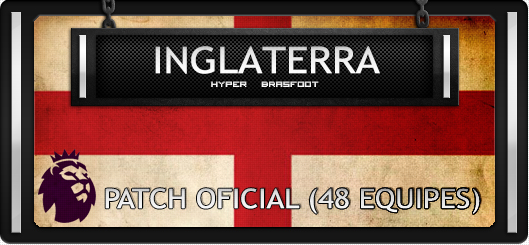 INGLATERRA 2012 BRASFOOT PATCHES DOWNLOAD PARA GRATUITO DA