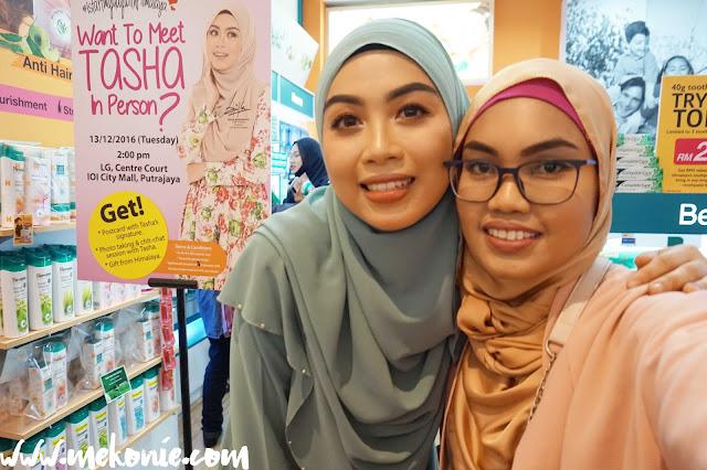 MINI KONSERT TASHA MANSHAHAR BERSAMA PRODUK HIMALAYA MALAYSIA