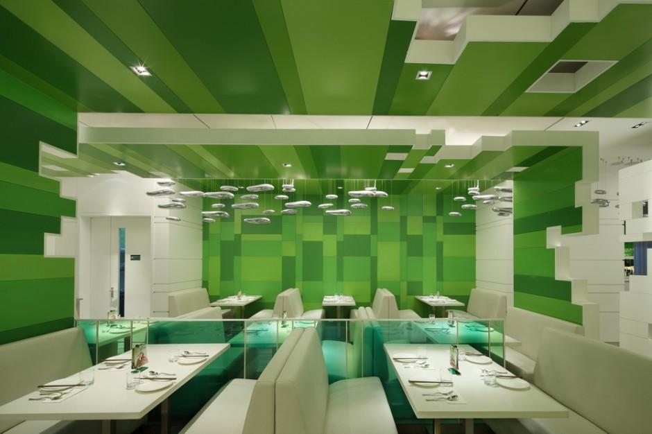 Best restaurant interior design ideas modern restaurant p - Chinese restaurant interior design ...