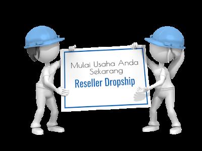 Memulai Bisnis Reseller Dropship