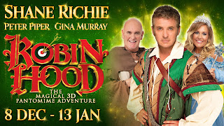 Robin Hood the Panto at Milton Keynes Theatre