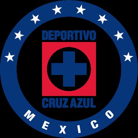 Logo Klub Sepakbola Cruz Azul PNG