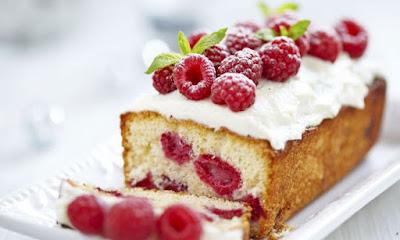Receta de Pastel De Frutas En Almíbar y Yogurt