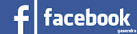 Facebook Logo Text Font and Color Used