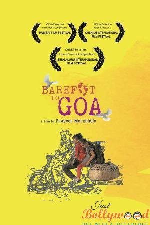 Barefoot To Goa 2015 DVDRip 700mb