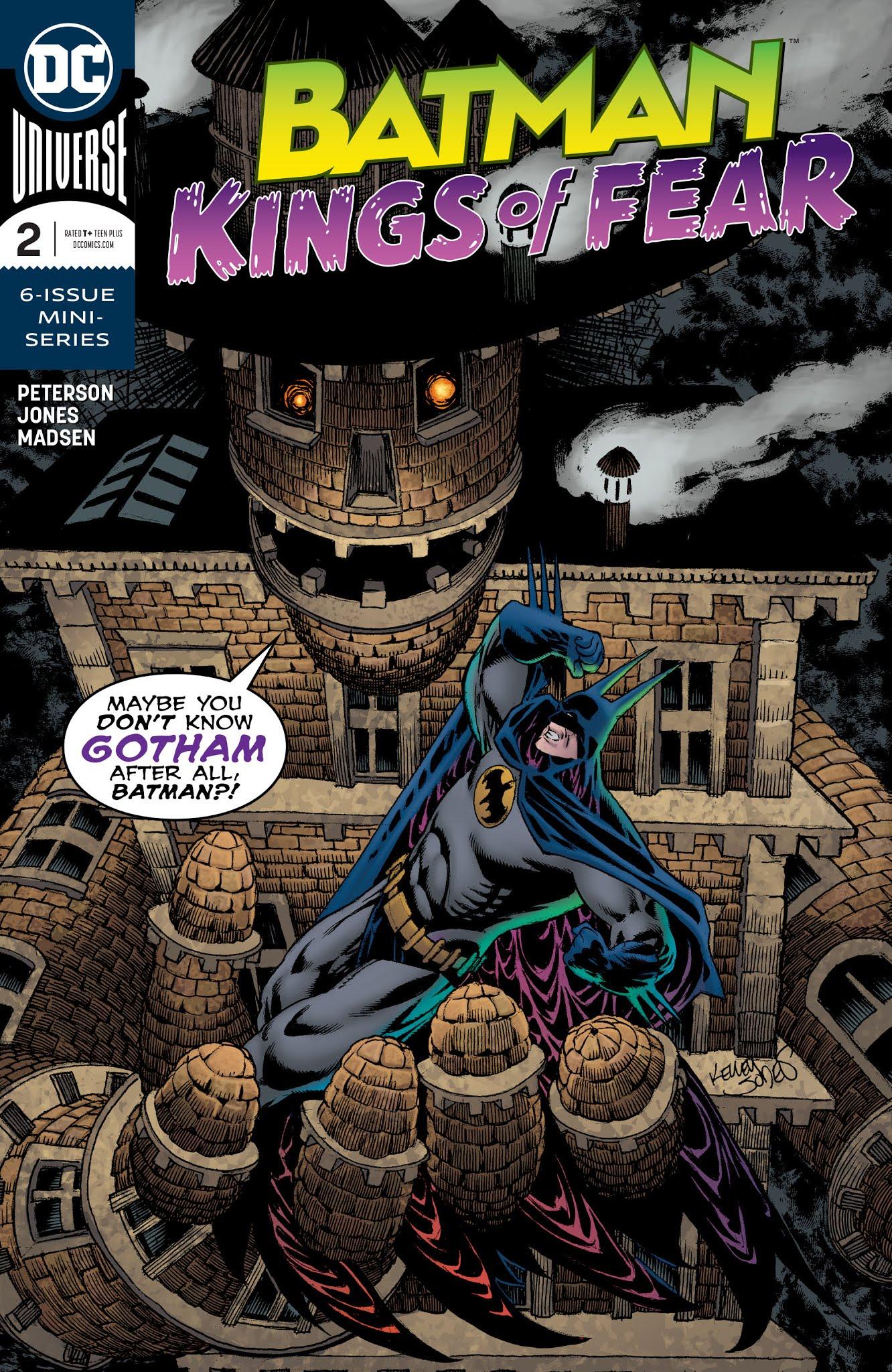 Batman: Kings of Fear 2 Page 1