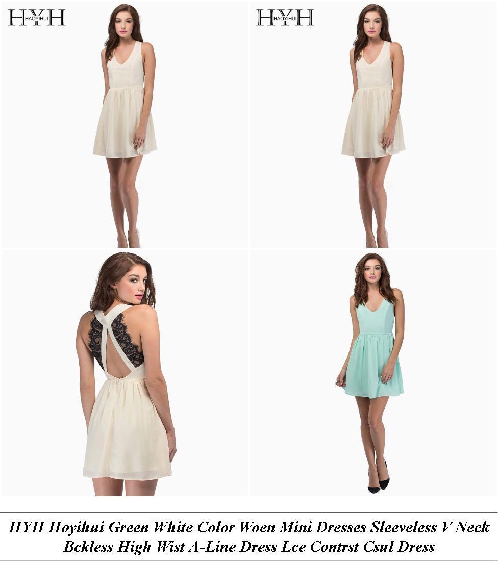 Semi Formal Dresses - Ladies Clothes Sale - Gold Dress - Cheap Ladies Clothes