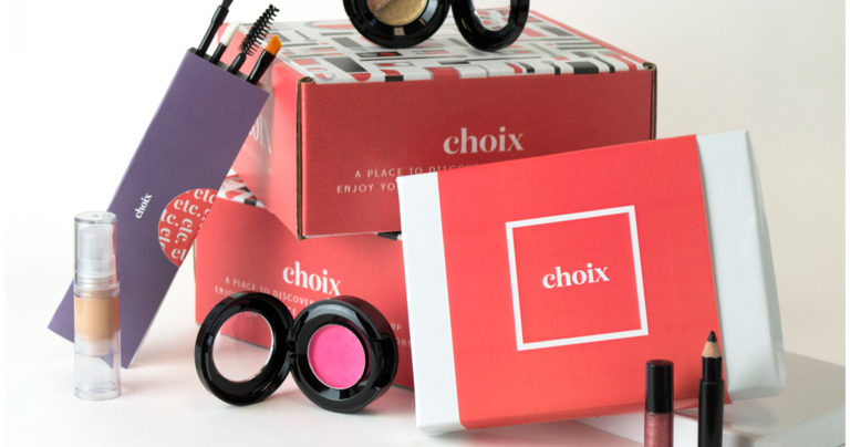 450d22fd3360 Choix  Sample Your Choice of Makeup Products To Try Before You Buy  Choix   sochoix  makeup
