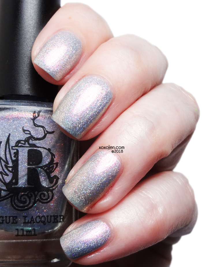 xoxoJen's swatch of Rogue Lacquer Flash Like Lightning
