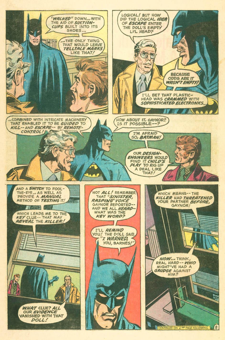 Detective Comics (1937) 427 Page 10