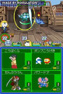 Keroro RPG: Kishi to Musha to Densetsu no Kaizoku Screenshot 2