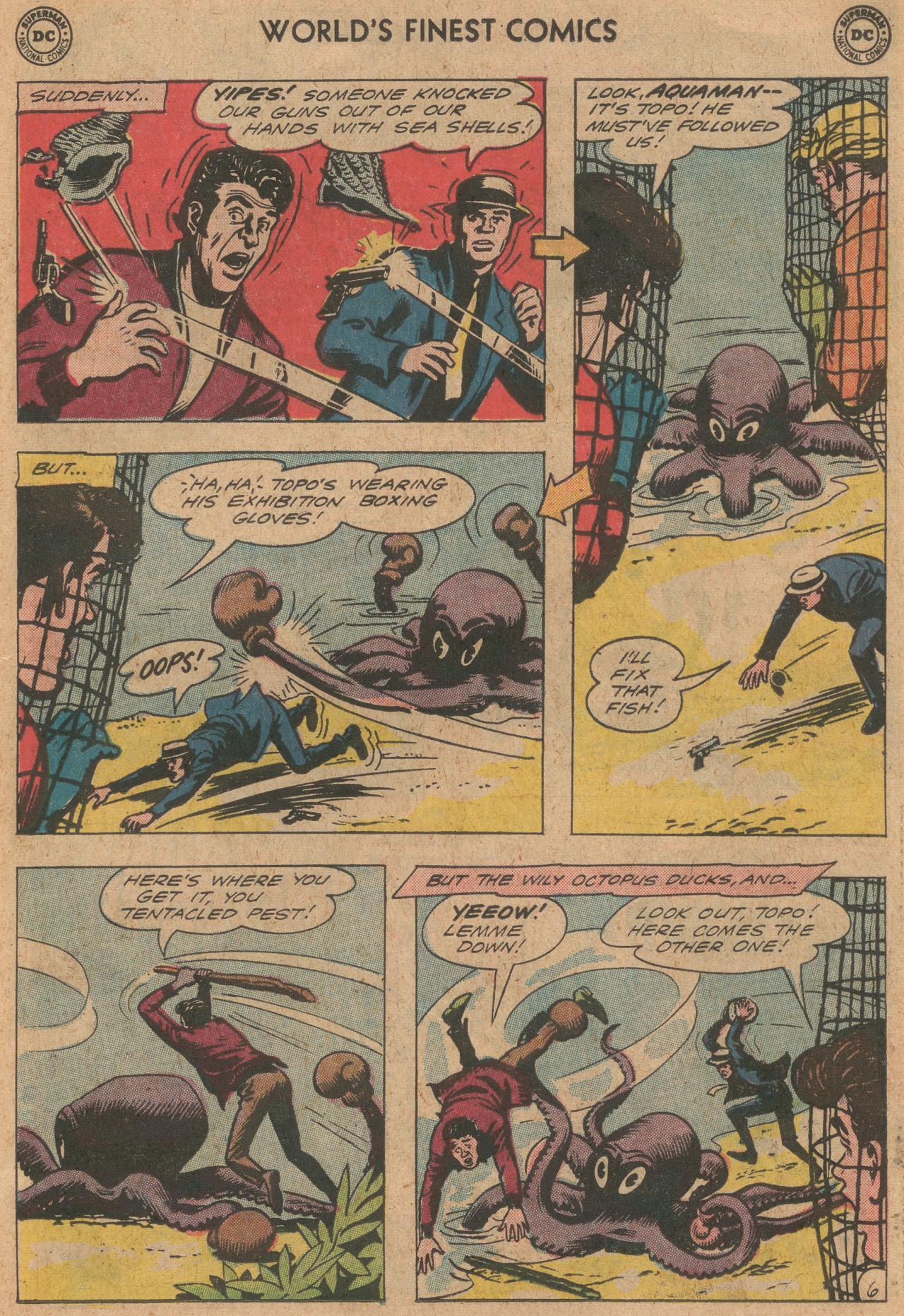 Read online World's Finest Comics comic -  Issue #126 - 21