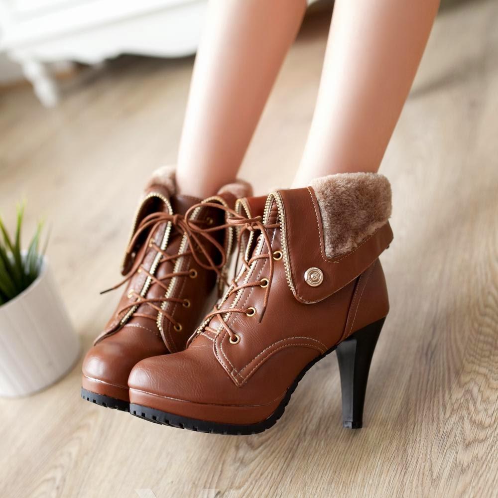 35241abd mujer Maravillosos moda de de temporada Calzado botines de qwBIwpf ...