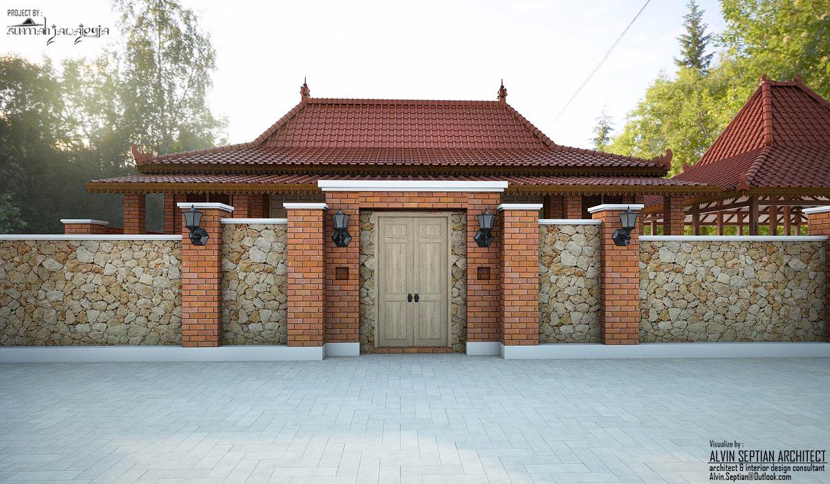 Desain Rumah Mimimalis Modern Desain Rumah Limasan Jawa Tengah