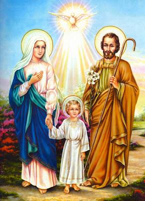 Holy Family - Airy Jane's Flying Carpet